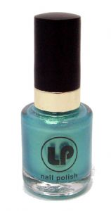 Laura Paige Nail Varnish - Aegean Blue No. 01